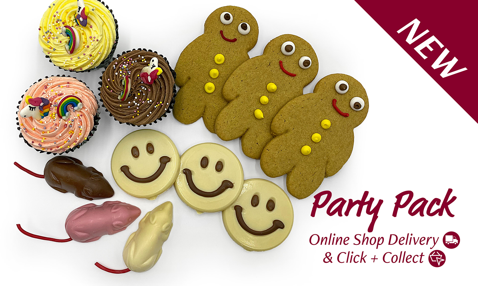 Party Pack - Online Shop Delivery, Click + Collect