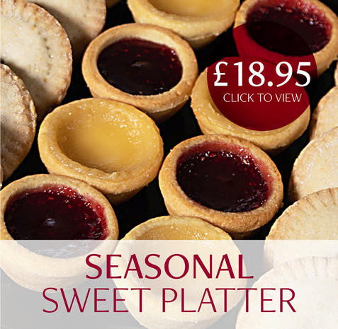 Seasonal Sweet Platter - 18.95