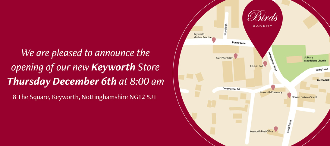 Keyworth store opening