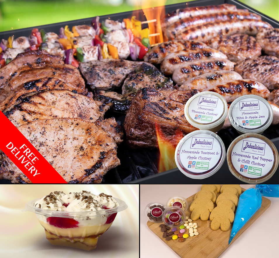 May Bank Holiday BBQ Pack Image