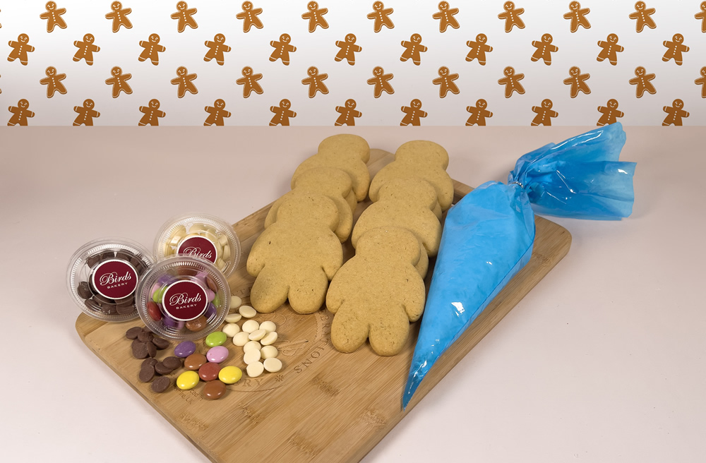 Gingerbread Decorating Kit Image