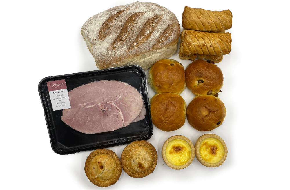 Mini Pack - White Loaf Image