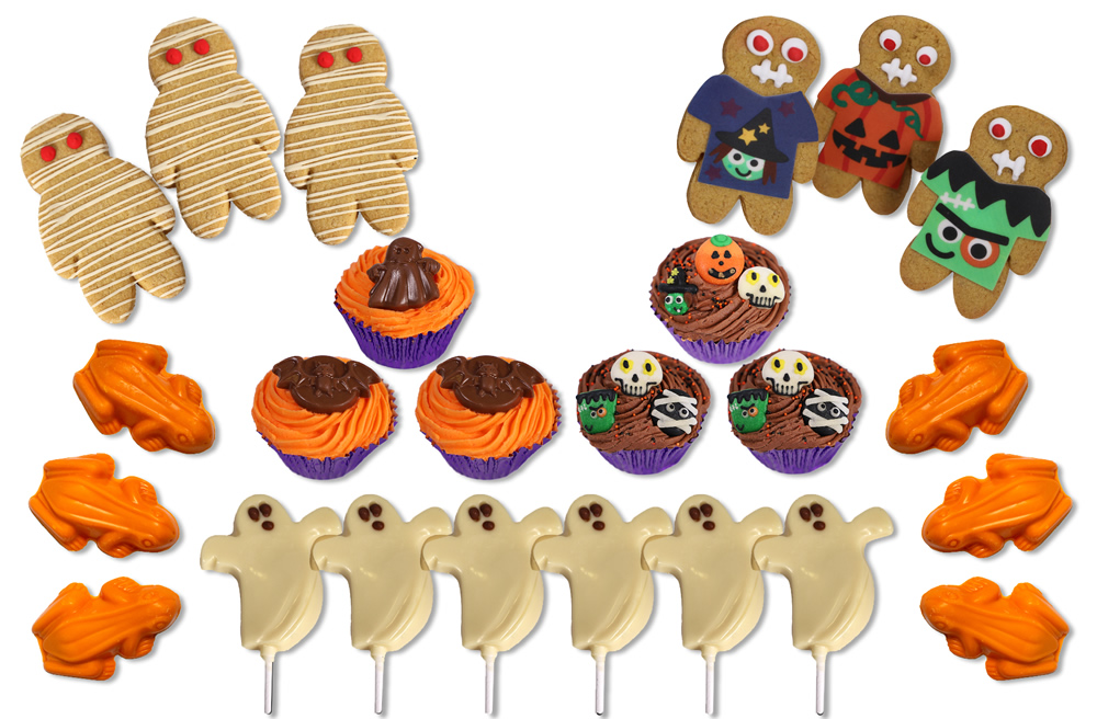 Spooky Sweet Treats Pack - Double Image