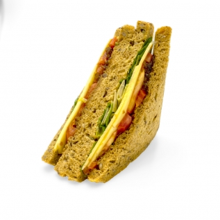 Cheese Ploughmans Sandwich (Multiseed)