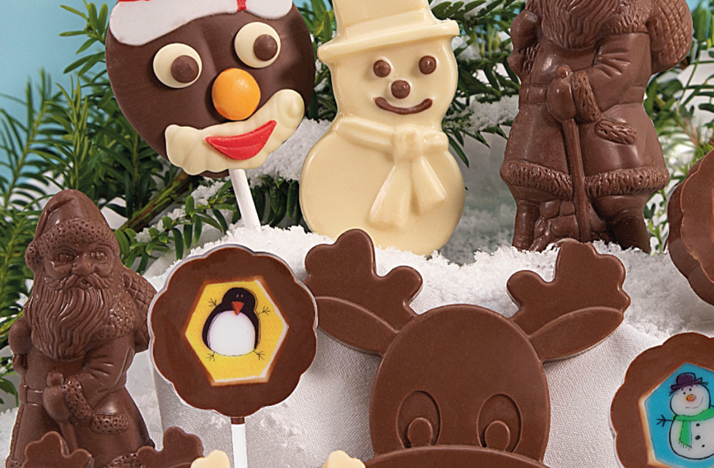 Christmas Chocolate Pack Image
